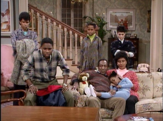 cosby show living room something about a sitcom grabs attention michaelspeaks 16690